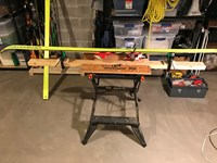 How To Build A Portable Diy Ski Tuning Bench Using A